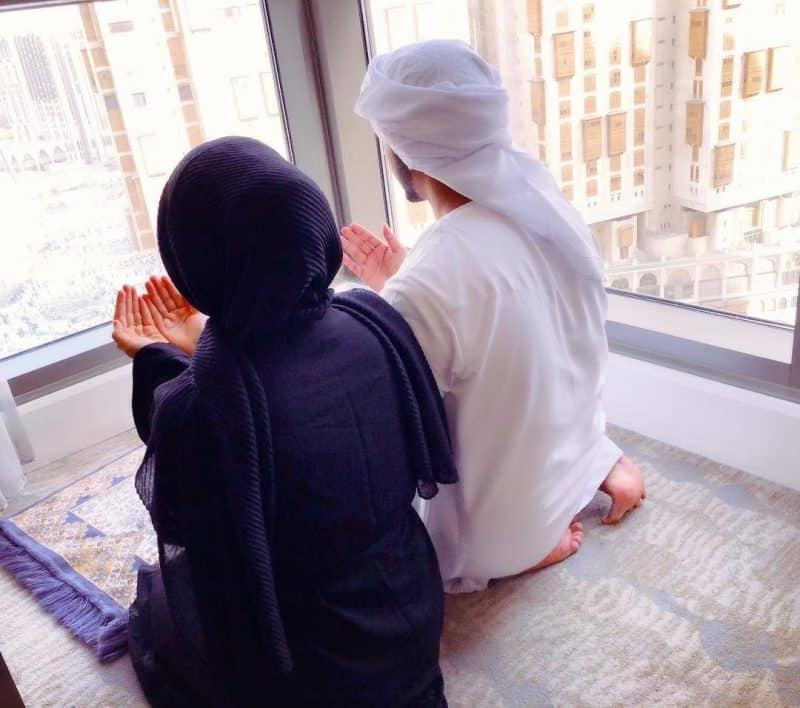 Doa Agar Suami Diampuni dan Diberi Kasih Sayang