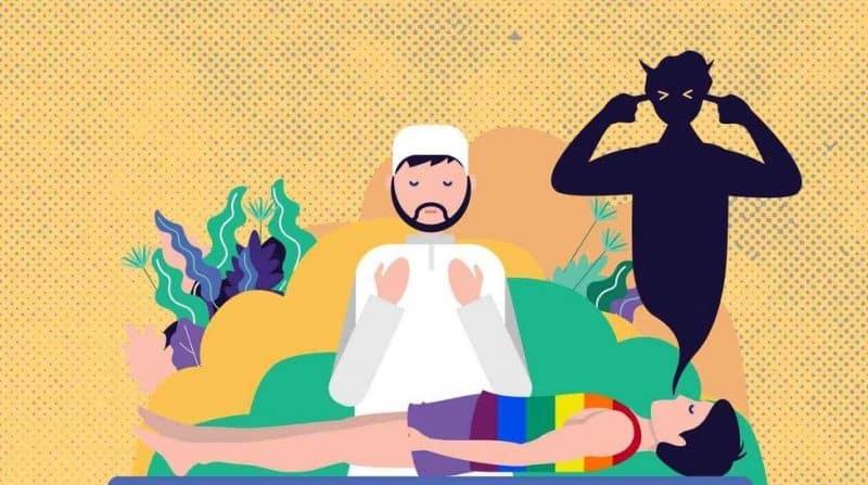 15+ Ayat Ruqyah untuk gangguan susah tidur dan jin (Terjemah)