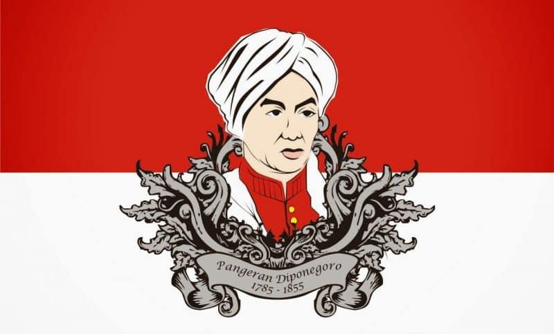 Contoh Biografi Pangeran Diponegoro