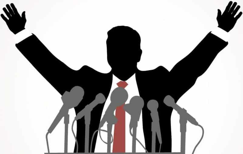 Contoh Teks Anekdot Singkat Politik