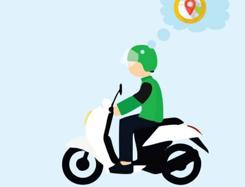 Contoh Teks Anekdot Transportasi Online