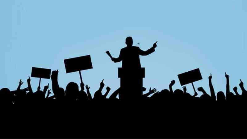 Contoh Teks Anekdot tentang Politik