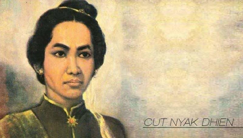 Contoh Teks Biografi Cut Nyak Dien