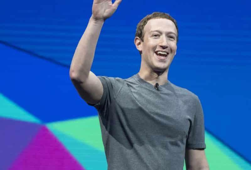 Contoh Teks Biografi Mark Zuckerberg