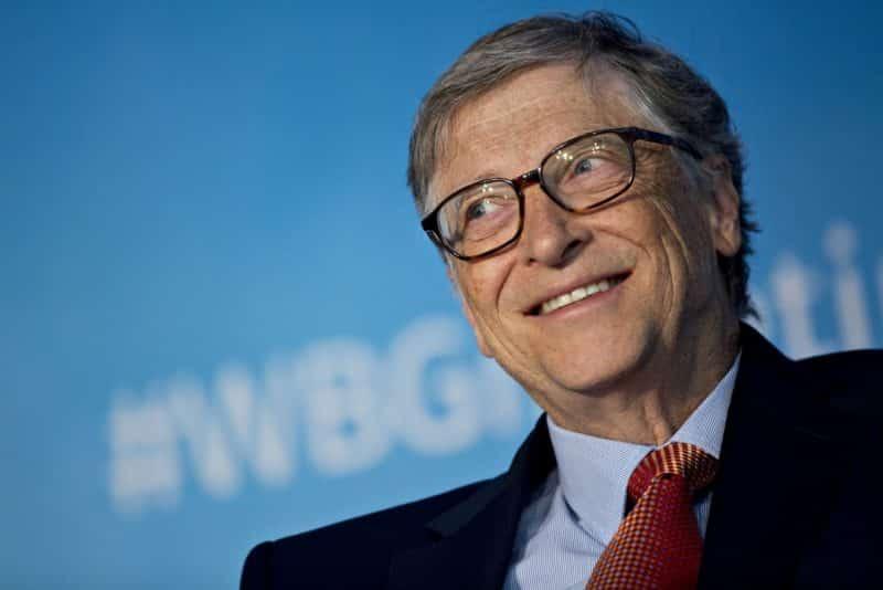 Teks Biografi Singkat Bill Gates