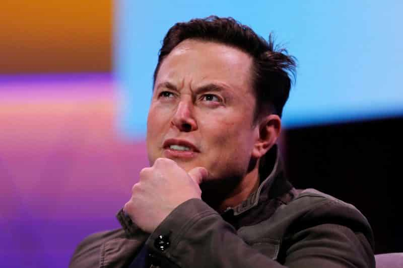 Teks Biografi Singkat Elon Musk
