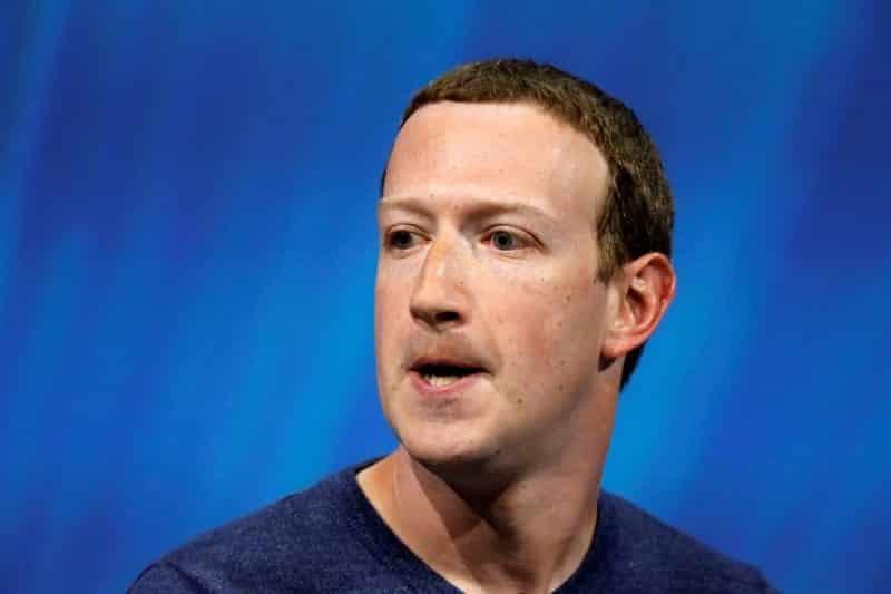 Teks Biografi Singkat Mark Zuckerberg