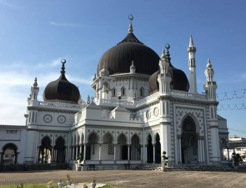 Contoh Teks Deskripsi Singkat Masjid