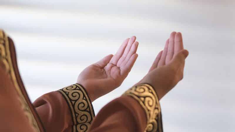 Doa Nabi Musa Latin