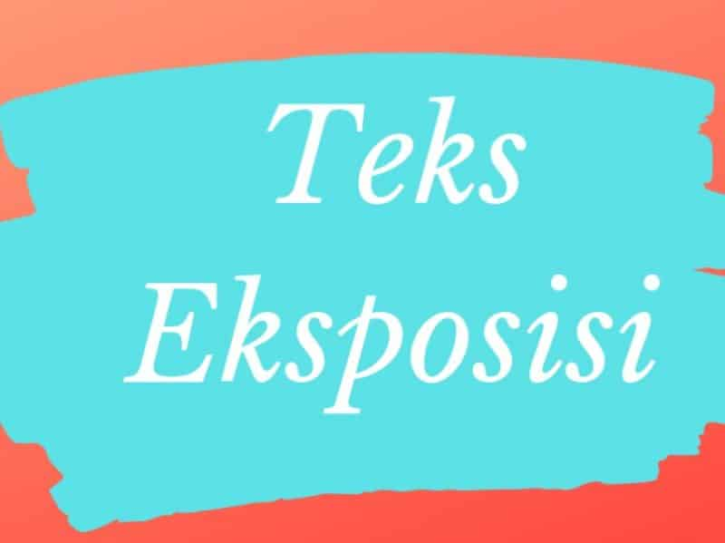 Mengenal Teks Eksposisi Definisi