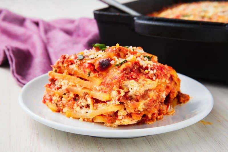 Cara Membuat Pasta Lasagna
