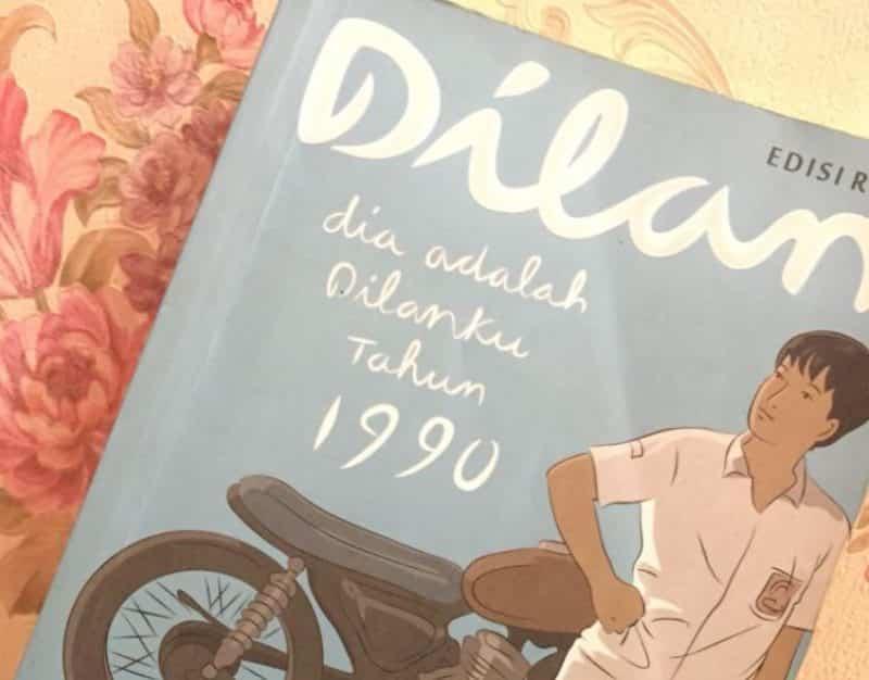 Contoh Resensi Novel Dilan 1990