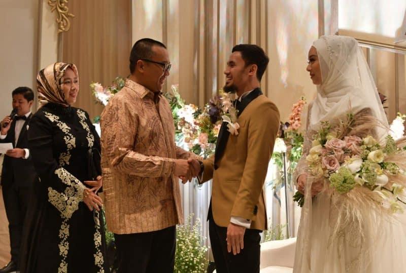 Contoh Teks Pembawa Acara Resepsi Pernikahan