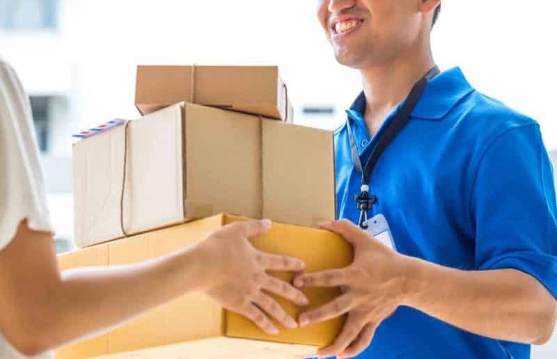 Contoh Teks Prosedur Sederhana Mengirimkan Paket