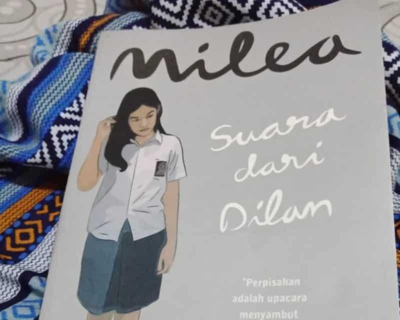 Contoh Teks Resensi Novel Milea