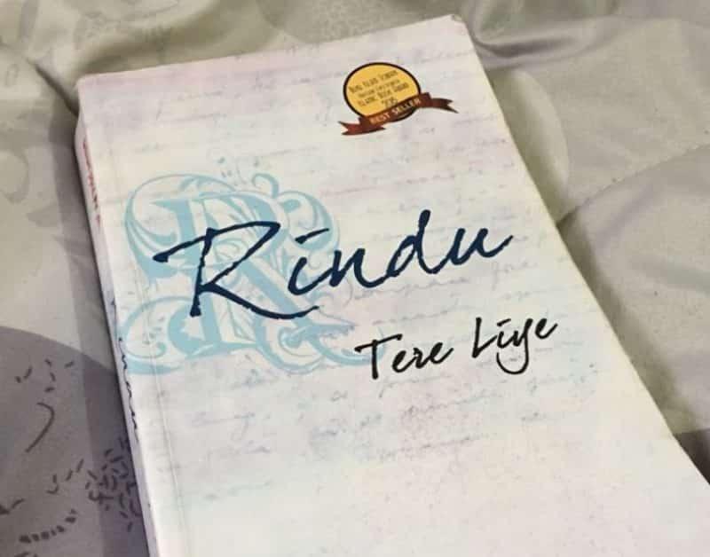 Contoh Teks Resensi Novel Rindu