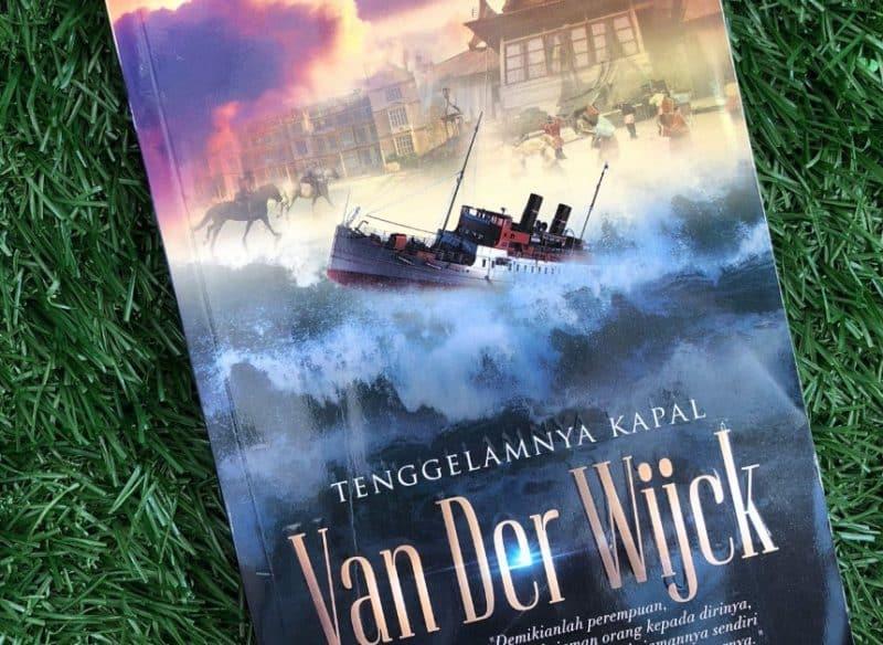 Contoh Teks Resensi Novel Tenggelamnya Kapal Van Der Wijck
