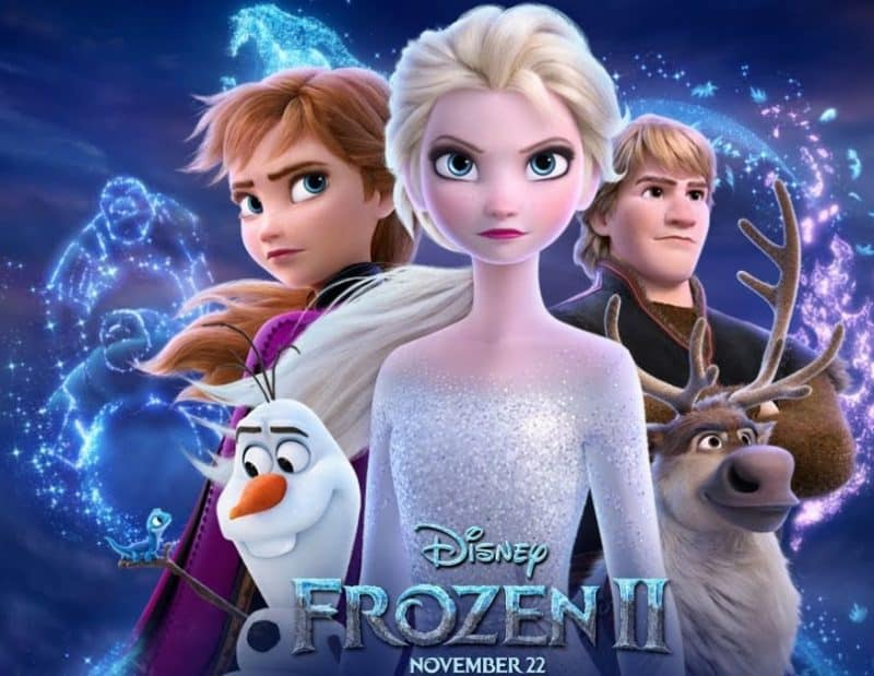 Contoh Teks Ulasan Film Frozen