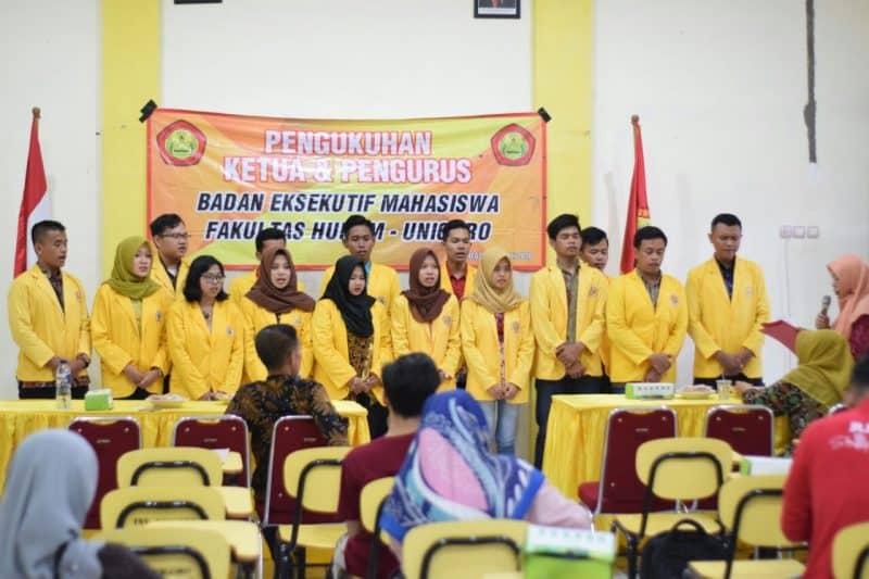 Contoh Teks MC Pelantikan Badan Eksekutif Mahasiswa