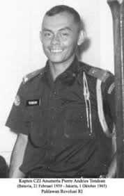Kapten Anumerta Pierre A. Tendean