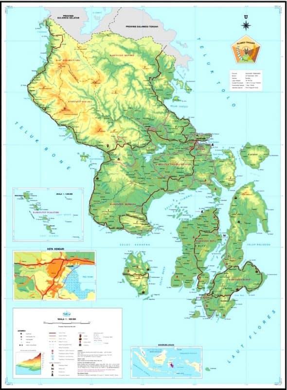 Provimsi Sulawesi Tenggara