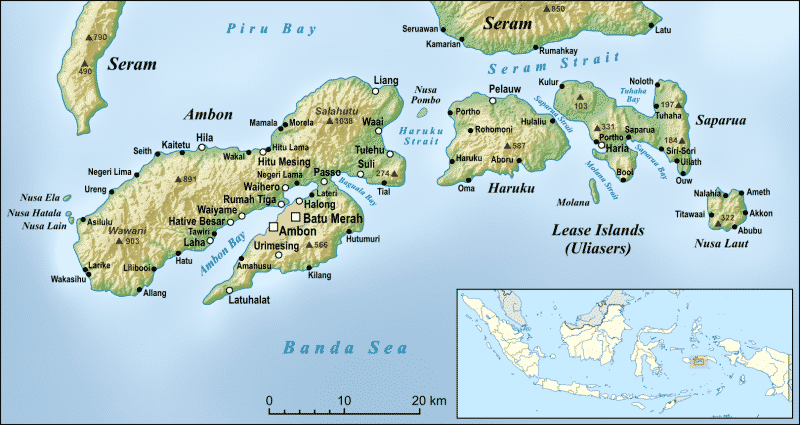 Provinsi Ambon