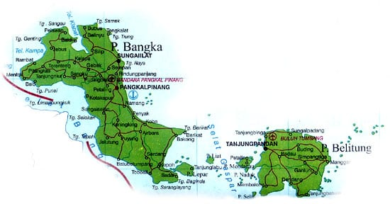 Provinsi Bangka Belitung
