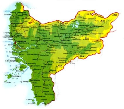 Provinsi Kalimantan Barat