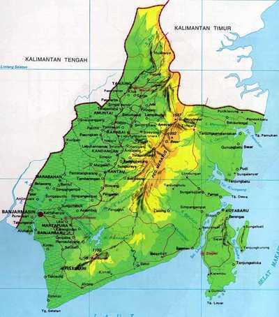 Provinsi Kalimantan Selatan