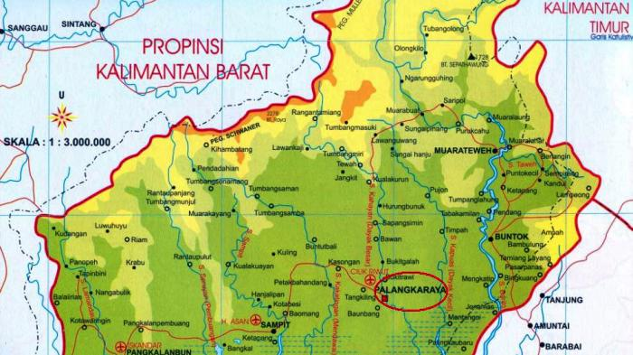 Provinsi Kalimantan Tengah