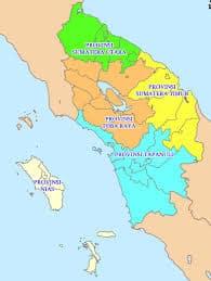 Provinsi Sumatra Utara