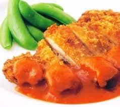 Steak Ayam Panir
