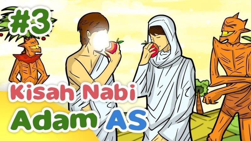 Cerita Nabi Adam Dan Siti Hawa Manusia pertama