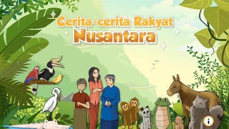 35 Cerita Rakyat Nusantara