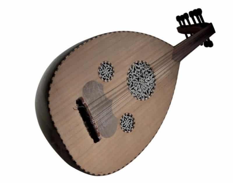 Pengiring musik tari tandak