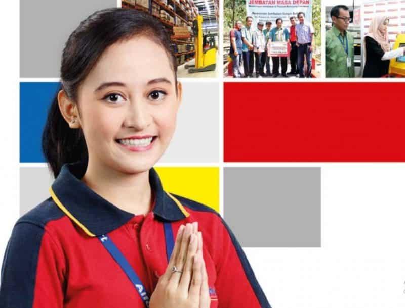 Contoh Lamaran Kerja Alfamart Berbentuk File Doc/Docx
