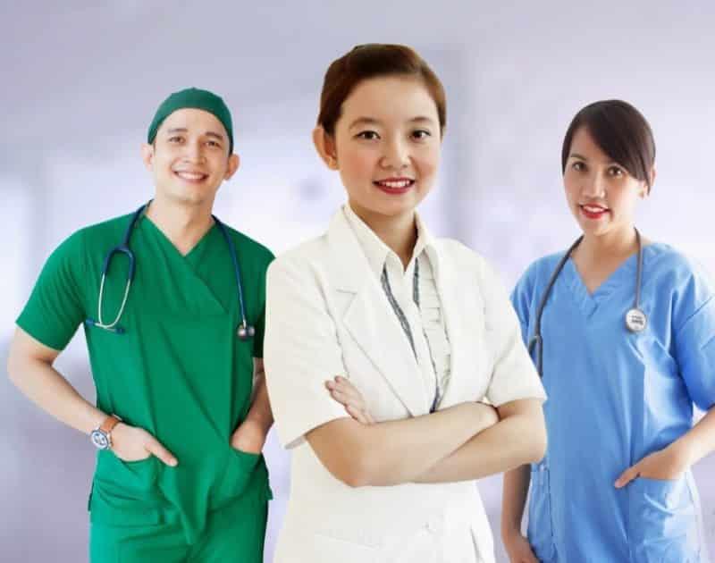 Contoh Surat Lamaran Kerja di Rumah Sakit untuk Dokter Berpengalaman
