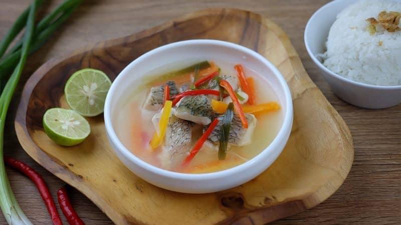 Sop Ikan