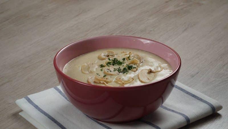 Sup Jamur