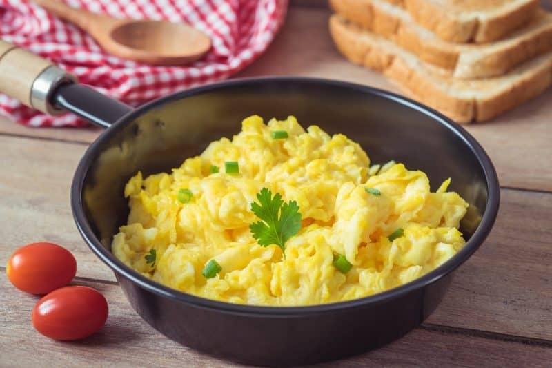 Telur Orak Arik