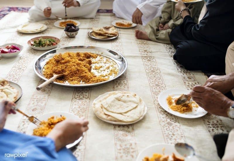 Ucapan Selamat Berbuka Puasa Islami
