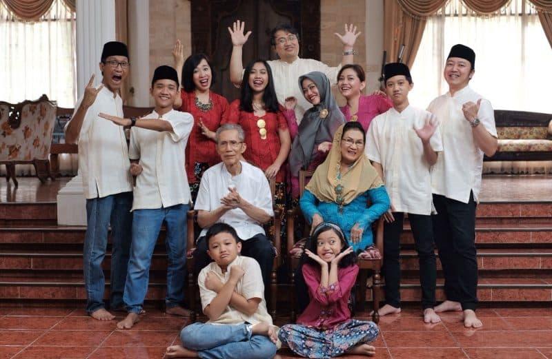 Ucapan Selamat Hari Raya Idul Fitri Keluarga Besar