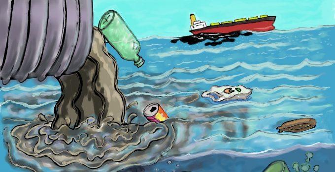 Macam-Macam Polusi : Tanah, Air, Udara (Pengertian, Dampak dan Macamnya) 18