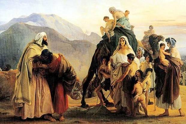 Kisah Nabi Ishaq Menikah