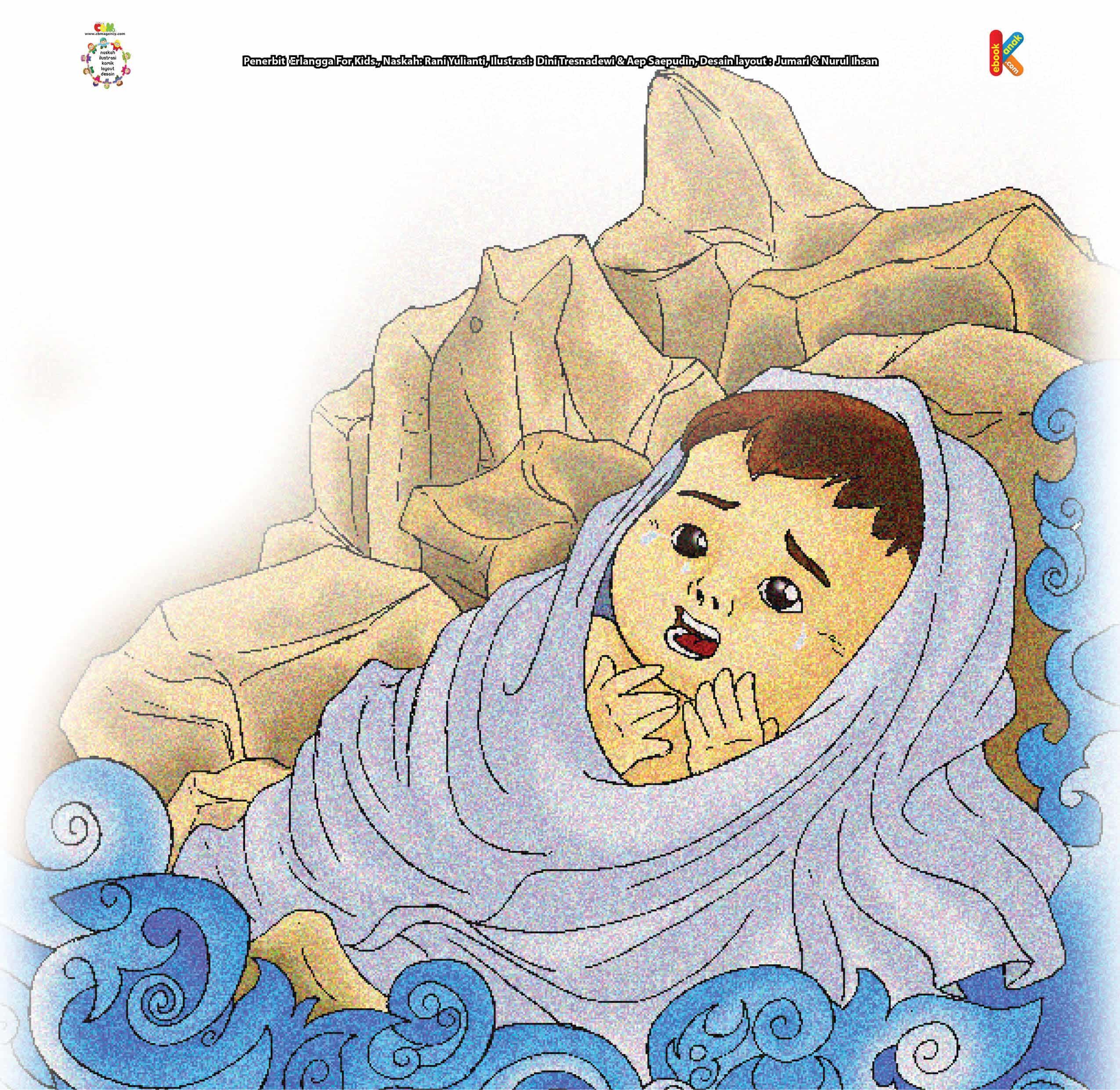 Masa Kecil Nabi Ibrahim Khalilullah as