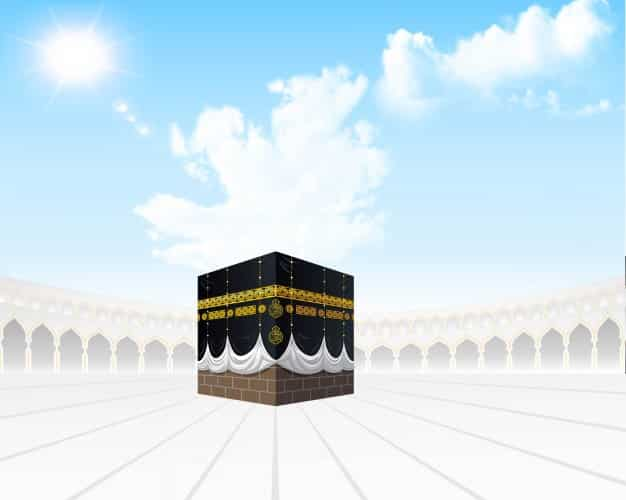 Nabi Ibrahim dan Nabi Ismail Membangun Ka'bah