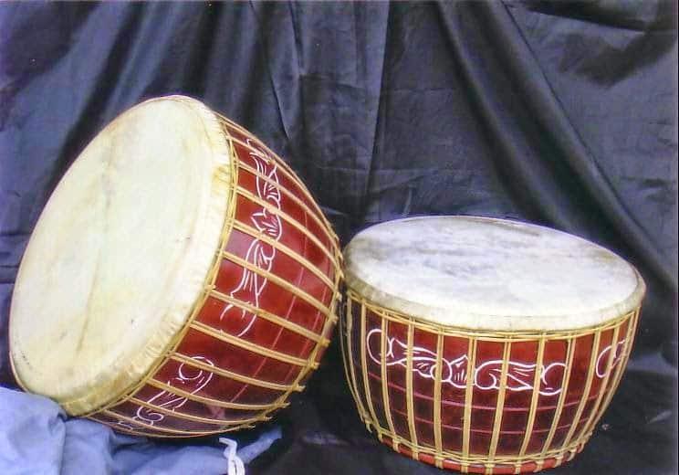 Alat Music Tradisional - Gendang Melayu