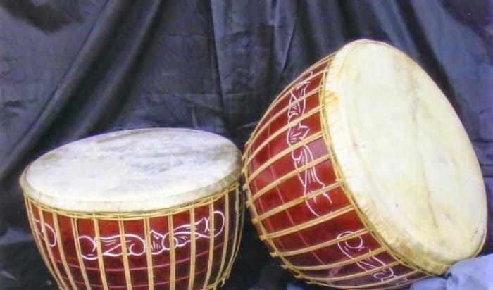 Alat Musik Tradisional - Burdah