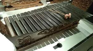 Alat Musik Tradisional - Gambangan