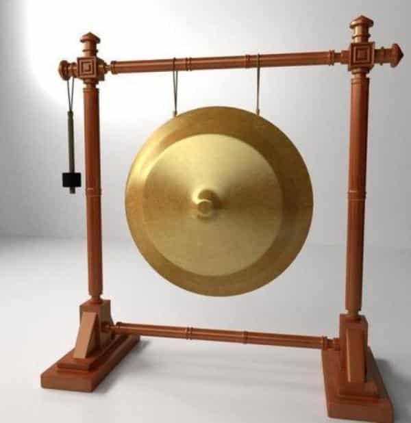 Alat Musik Tradisional - Gong
